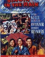 """Постер из фильма """"Поющие под дождем"""" - 8"""