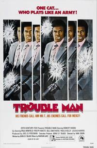 Постер Trouble Man