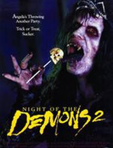 Ночь демонов 2 (видео)