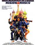 """Постер из фильма """"Полицейская академия 7: Миссия в Москве"""" - 1"""