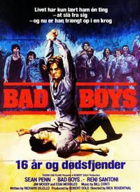 Постер Плохие мальчики