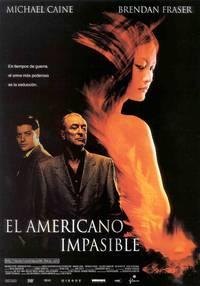 Постер Тихий американец