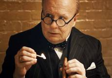 Гари Олдман может снова сыграть Черчилля