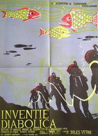 Постер Тайна острова Бэк-Кап