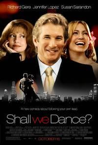 Постер Давайте потанцуем