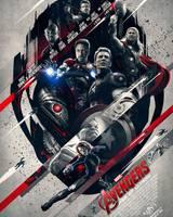 """Постер из фильма """"Мстители: Эра Альтрона 3D"""" - 2"""