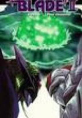 Uchû no kishi Tekkaman Blade II (видео)