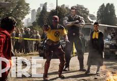 Дэдпул глумится над Людьми Икс на новом кадре из предстоящего сиквела