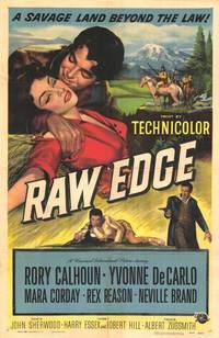 Постер Raw Edge