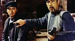 "Кадр из фильма ""Пушки острова Наварон"" - 2"