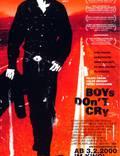 """Постер из фильма """"Парни не плачут"""" - 1"""