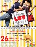 """Постер из фильма """"Я ненавижу любовные истории"""" - 1"""