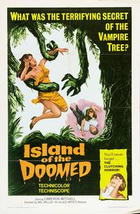 Постер Остров мертвецов