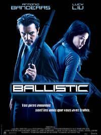 Постер Баллистика: Экс против Сивер