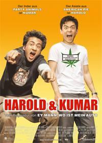 Постер Гарольд и Кумар уходят в отрыв