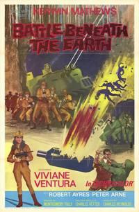 Постер Подземная битва