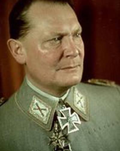 Герман Геринг фото