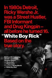 Постер Белый парень Рик