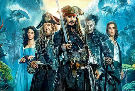 Кира Найтли вернулась к «Пиратам Карибского моря»