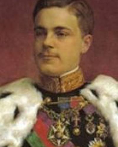 Король Мануэль II фото