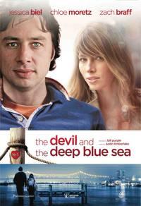 Постер Дьявол и глубокое синее море