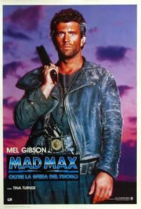 Постер Безумный Макс 3: Под куполом грома