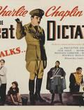 """Постер из фильма """"Великий диктатор"""" - 1"""