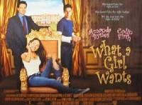 Постер Чего хочет девушка