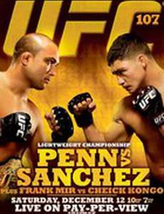 UFC 107: BJ Penn vs. Diego Sanchez