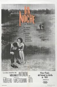 Постер Ночь