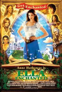 Постер Заколдованная Элла