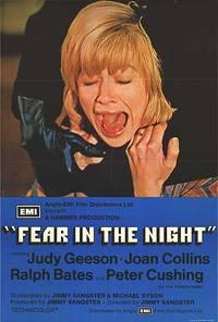 Постер Страх в ночи