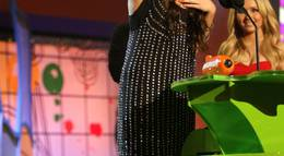 """Кадр из фильма """"Церемония вручения премии Nickelodeon Kids"""