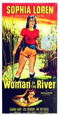 Постер Женщина с реки