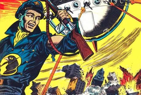 Спилберг экранизирует комикс про Черного ястреба