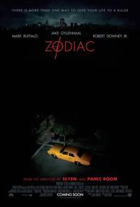 Постер Зодиак