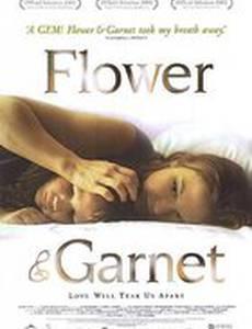 Цветок и гранат