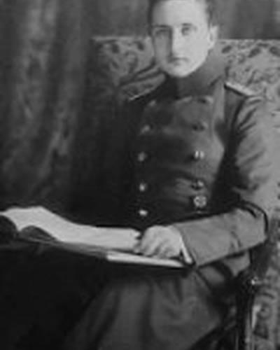 Принц Август Вильгельм фото