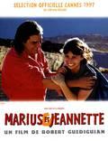 """Постер из фильма """"Мариус и Жаннетт"""" - 1"""