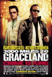 Постер 3000 миль до Грейслэнда