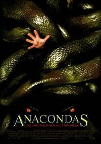 Постер Анаконда 2: Охота за проклятой орхидеей