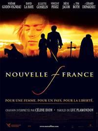 Постер Новая Франция
