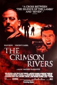Постер Багровые реки