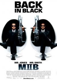 Постер Люди в черном 2