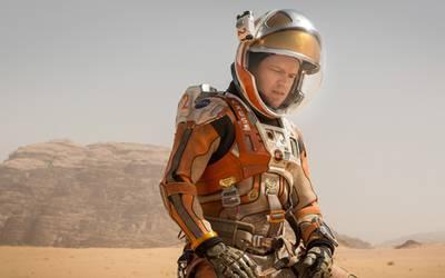 Премьера «Марсианина»: что надо знать о главном сай-фае сезона