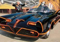 Первый Бэтмобиль ушел с молотка за рекордную сумму
