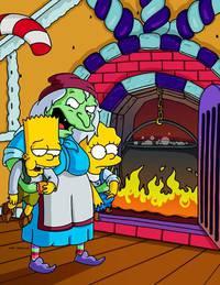 Кадр Симпсоны