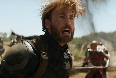 Крис Эванс позвал побитого мальчика на премьеру «Мстителей»
