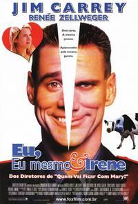 Постер Я, снова я и Ирэн