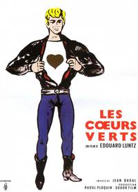 Постер Обнаженные сердца